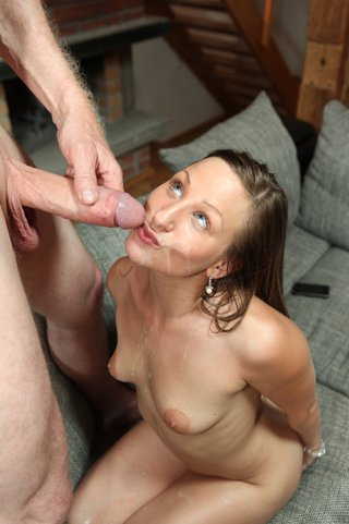 bitch in a skirt fucked hard